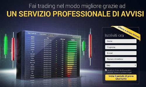 Trading team fabry forex segnali