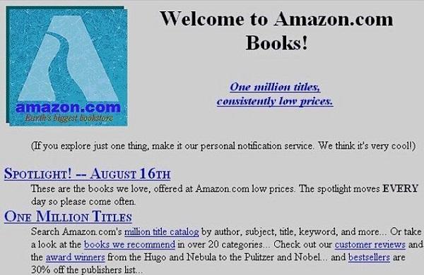Storia di Amazon
