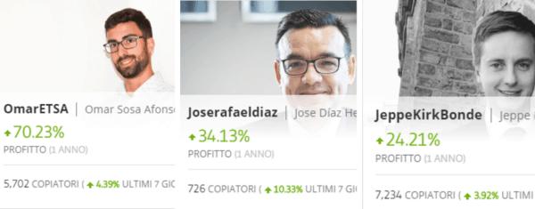 comprare azioni Facebook top trader
