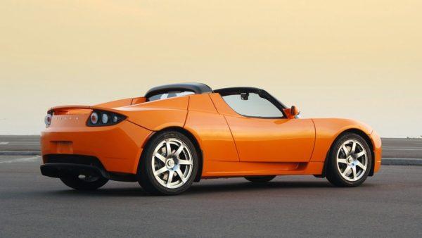 Tesla Roadster 1 La Prima Automobile di Tesla