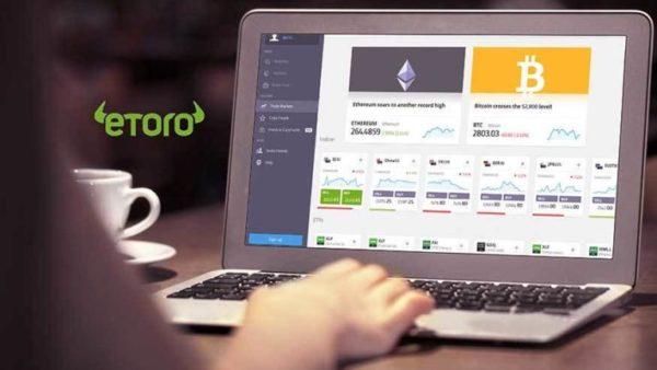Investire in criptovalute con eToro