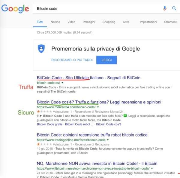 Bitcoin Code Serp Google