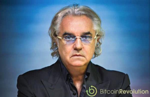 Bitcoin Revolution e Flavio Briatore