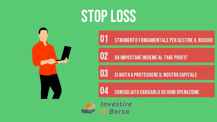 come impostare lo stop loss