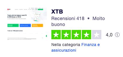 xtb broker recensioni opinioni