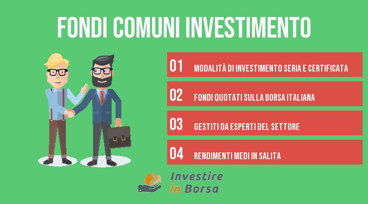 come investire in fondi comuni di investimento