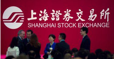 Borsa shanghai