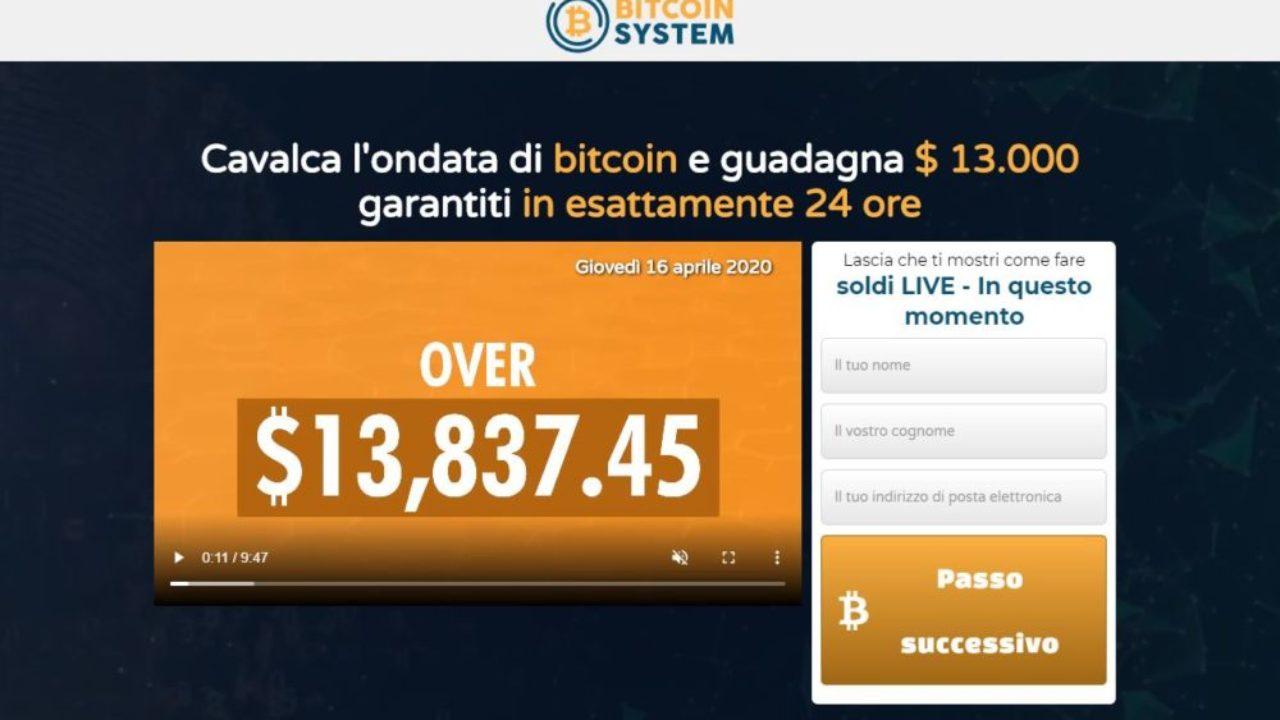 lascia che ti mostri come fare soldi con bitcoin