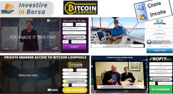 Bitcoin Profit è una truffa ? Recensione, demo e opinioni 2021