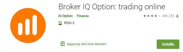Migliori App Trading IQ Option