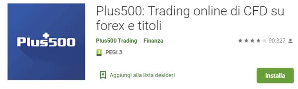 Plus500 App
