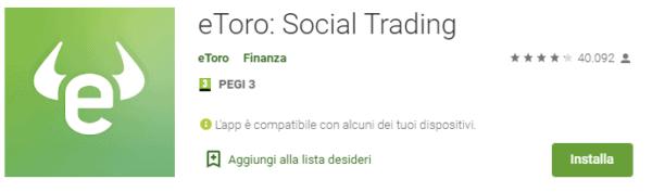 migliori app criptovalute etoro