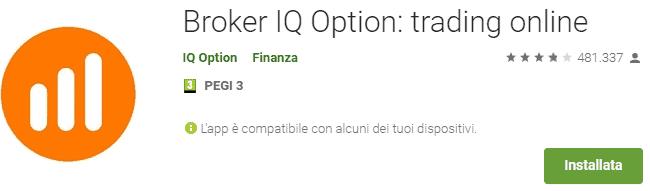 migliori app criptovalute iq option