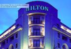 Logo Hilton per comprare azioni Hilton Worldwide