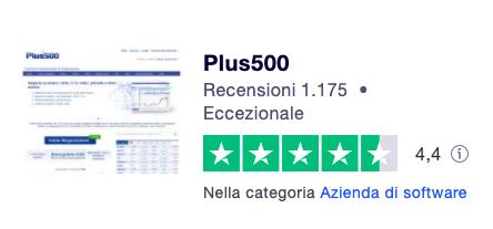 plus500 opinioni e recensioni